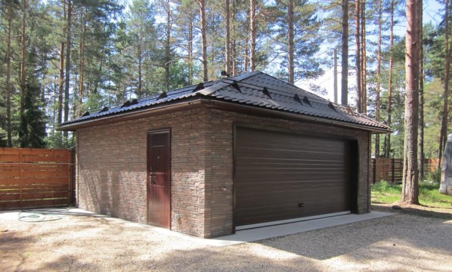 Как правильно разместить гараж на участке