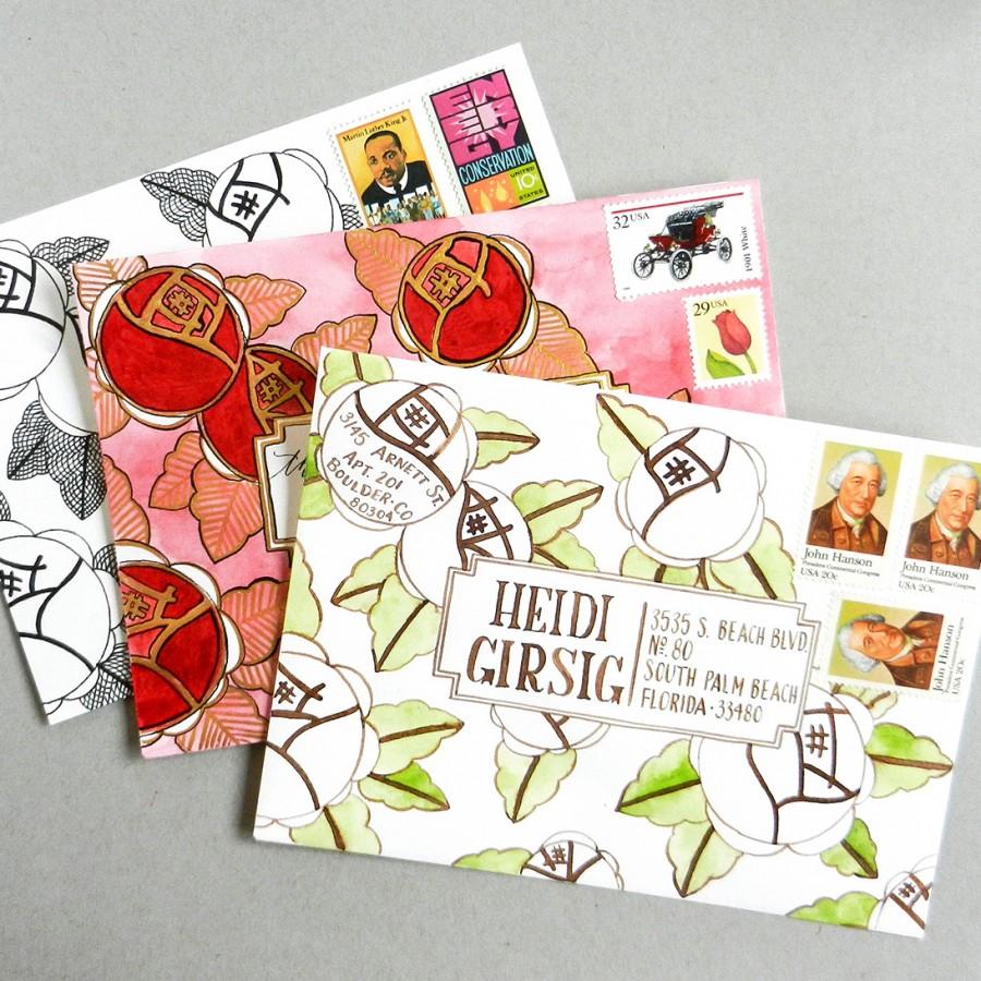 Крафтовые конверты своими руками фото 563