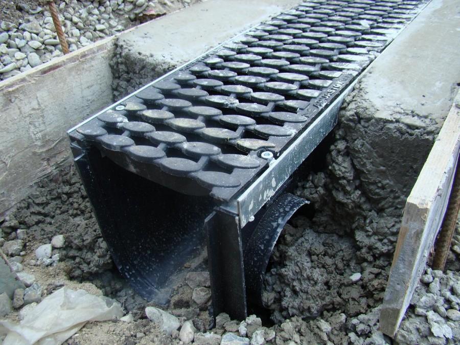 Водоотвод бетонный своими руками 141