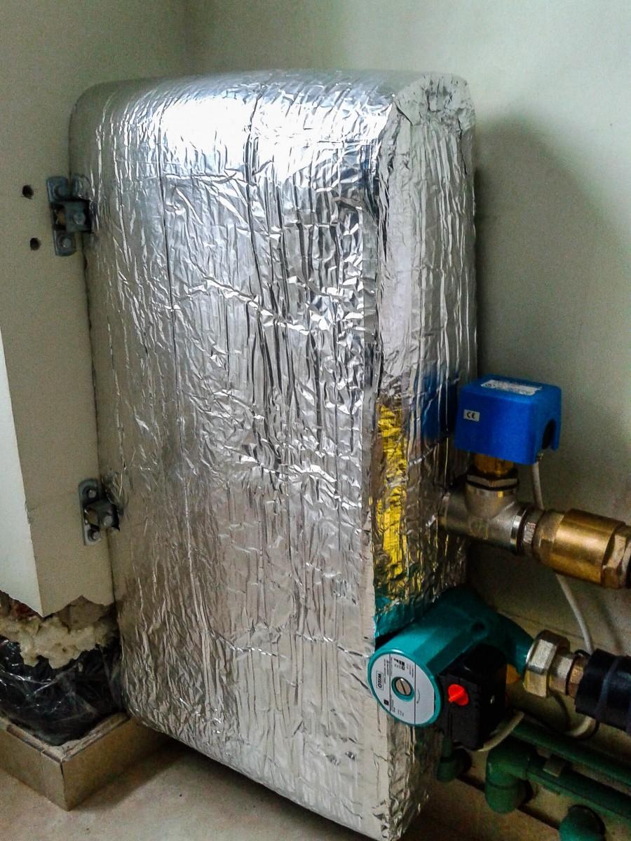 Тепловой насос своими руками: система для отопления дома 71