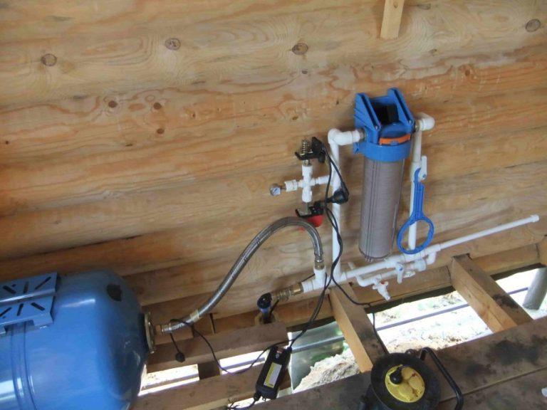 Дачное водоснабжение своими руками видео